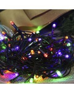 Cordão Luminoso 96 Leds 8 Funções Colorido 127V Taschibra - Colorido