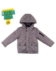Jaqueta de 1 a 3 Anos Linho Falso Yoyo Kids Mescla