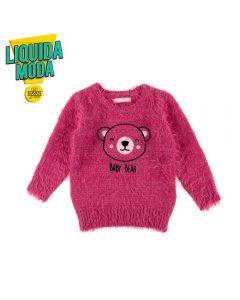 Blusa de Bebê Pelinhos Yoyo Baby Aurora