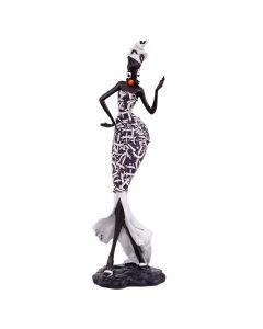 Africana Decorativa Dançando Yaris - DIVERSOS