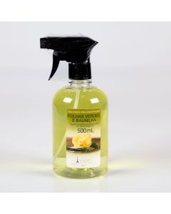 Água Perfumada Spray 500ml Yaris - Folhas Verdes e Vanila
