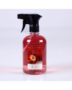 Água Perfumada Spray 500ml Yaris - Maça e Canela