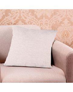Almofada Decorativa Chenille 45x45cm Quadrada Havan - CRU