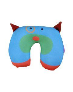 Almofada de Pescoço para Bebê Zona Criativa - Azul