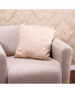 Almofada Decorativa 45x45cm 100% Poliéster Havan - Cru