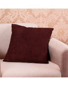 Almofada Decorativa 45x45cm 100% Poliéster Havan - Marrom