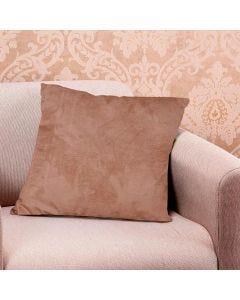 Almofada Decorativa 45x45cm 100% Poliéster Havan - Camurca