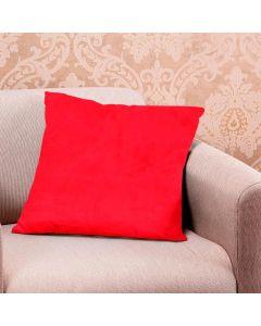 Almofada Decorativa 45x45cm 100% Poliéster Havan - Vermelho
