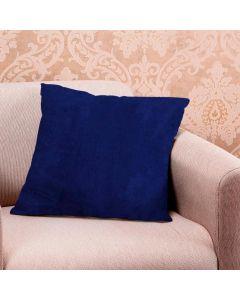 Almofada Decorativa 45x45cm 100% Poliéster Havan - Azul Marinho