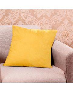 Almofada Decorativa 45x45cm 100% Poliéster Havan - Amarelo