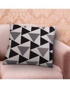 Almofada Decorativa 45x45cm Pattern - Cru