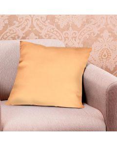 Almofada Decorativa 50x50cm em Veludo Italiano - Ambar