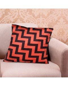 Almofada Decorativa 50x50cm em Veludo - Preto