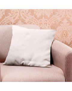 Almofada Decorativa 50x50cm Estampada Havan - Cru