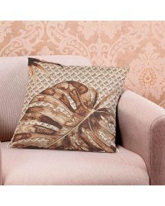 Almofada Decorativa Linen 48x48cm Estampada - Costela Adao