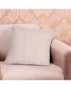 Almofada Decorativa Linen 48x48cm Estampada -  Palha