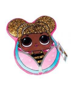 Almofada Infantil 34X40 LOL Queen Bee - Queen Bee