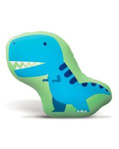 Almofada Infantil Dinossauro Lepper - Verde