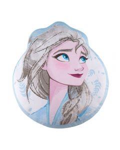 Almofada Infantil Frozen Elsa - Azul