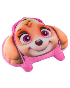 Almofada Infantil Patrulha Canina Sky Lepper - Rosa
