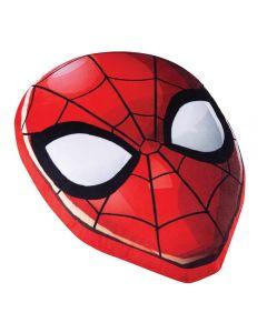 Almofada Infantil Spider Man Lepper - Vermelho