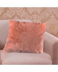 Almofada Pelo 45X45 - Rose