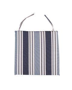 Almofada Quadrada 40x40cm para Cadeira Havan - Mescla
