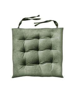 Almofada Quadrada para cadeira 40x40cm Futton - Verde