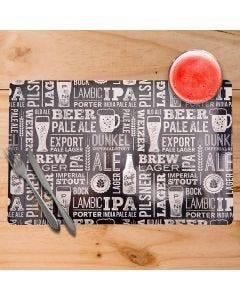 Americano Avulso Pvc Print Solecasa - Cerveja