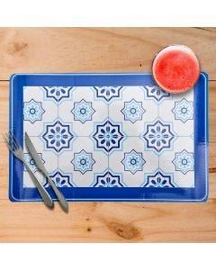 Americano Avulso PVC Print Solecasa - Azulejo portugues