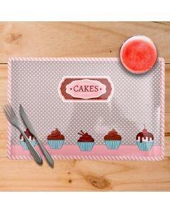 Americano Avulso Pvc Print Solecasa - Cakes
