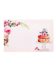 Americano Avulso Pvc Print Solecasa - Naked Cake