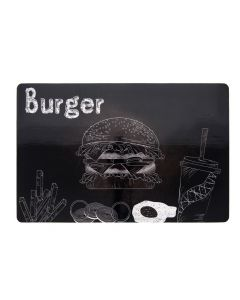 Americano Avulso Pvc Print Solecasa - Burger