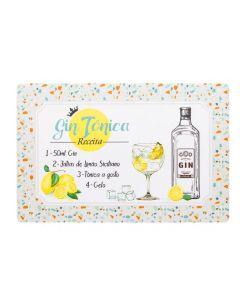 Americano Avulso Pvc Print Solecasa - Gin
