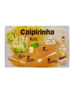 Americano Avulso Pvc Print Solecasa - Caipirinha