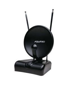 Antena Interna para TV Digital Aquário TV-500 - Preto