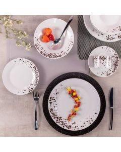 Aparelho de Jantar 20 Peças Solecasa - Porcelana