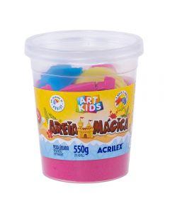 Areia Mágica 550 Gramas Maravilha Acrilex - 107