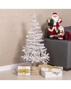 Árvore de Natal com 200 Pontas 1,20m Havan - Branca