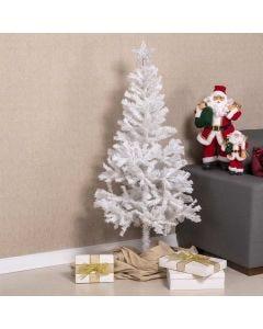 Árvore de Natal com 420 Pontas 1,40m Havan - Branca