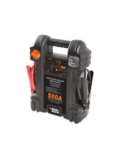 Auxiliar de Partida 12V Compressor JS350CC Black And Decker - DIVERSOS