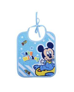 Babador Padrão 20Cm X 24Cm Disney Minasrey - Mickey