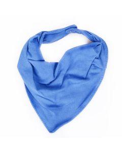 Babador para Bebê Bandana Tamanho Ùnico - Azul