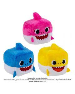 Baby Shark Cubo De Pelúcia Com Música Sunny - 2353