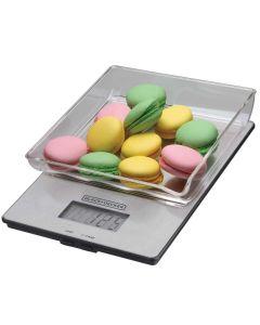 Balança de Cozinha para até 5 kg BCINOXT Black And Decker - DIVERSOS