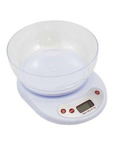 Balança Digital para Cozinha 5kg BC-21 Western - DIVERSOS