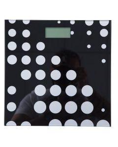 Balança Eletrônica Solecasa Human Scale ST08109 em ABS e Vidro. - DIVERSOS