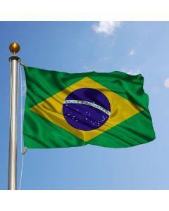 Bandeira do Brasil 90x130CM  - Verde