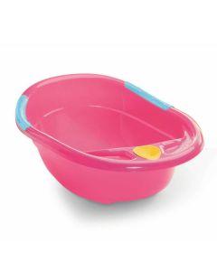 Banheira para Bebê Capacidade 28 litros Alegria Yoyo Baby - ROSA POP