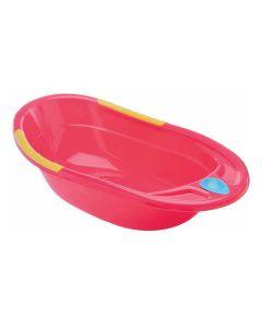 Banheira para Bebê Capacidade 28 litros Alegria Yoyo Baby - VERMELHO CEREJA